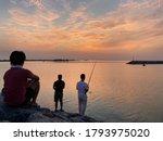 Dakhira Port  Qatar   August 09 ...