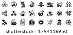 chemical formula  microscope...   Shutterstock .eps vector #1794116950
