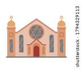 Synagogue Mosque Building ...
