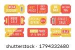premium special price offers...   Shutterstock .eps vector #1794332680