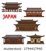 Japanese Temples  Shrines And...