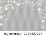 the dust is yellow. yellow... | Shutterstock .eps vector #1794557029