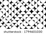 simple geometric abstract... | Shutterstock .eps vector #1794601030