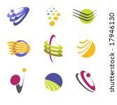 logo elements set 3