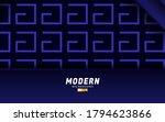 luxury premium blue vector... | Shutterstock .eps vector #1794623866