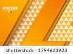 modern geometric abstract shape ... | Shutterstock .eps vector #1794623923