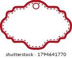 simple vector design of a... | Shutterstock .eps vector #1794641770