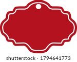 simple vector design of a... | Shutterstock .eps vector #1794641773