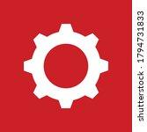 settings   app icon button | Shutterstock .eps vector #1794731833