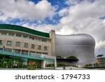 The Selfridges Building At The...