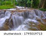 Kroeng Kra Wia Waterfall  Khao...