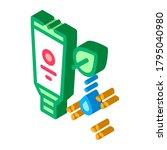 nutritious cream icon vector.... | Shutterstock .eps vector #1795040980