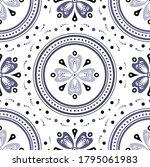 ceramic tile pattern  colorful... | Shutterstock .eps vector #1795061983