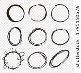 vector illustration round frame ... | Shutterstock .eps vector #1795150576