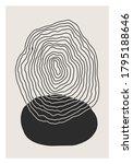 trendy abstract creative... | Shutterstock .eps vector #1795188646