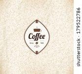 menu for restaurant  cafe  bar  ... | Shutterstock .eps vector #179522786