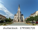 Sacred Heart Church In Koszeg ...
