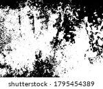 grunge grainy dirty texture....   Shutterstock .eps vector #1795454389