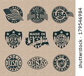 america,american,badge,business,cmyk,design,element,emblem,eps8,flag,icon,imprint,label,made,made in america