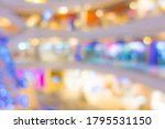 abstract blur people in... | Shutterstock . vector #1795531150