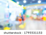 abstract blur people in... | Shutterstock . vector #1795531153