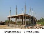 building construct area cement...   Shutterstock . vector #179558288