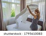 Young Female Housekeeper...