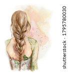 Watercolor Fashion Illustration ...
