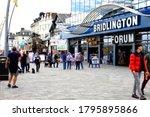 Bridlington  Yorkshire  Uk....