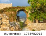 Byblos Crusader Castle And The...
