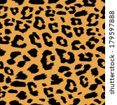 Seamless Animal Fur Pattern