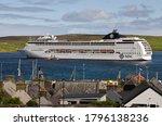 Msc Cruise Ship In Scotland ...