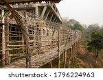 Su Tong Pae Bamboo Wooden...