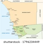 Administrative Vector Map Of...