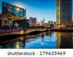 the national aquarium and world ... | Shutterstock . vector #179635469