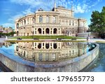 the odessa national academic... | Shutterstock . vector #179655773