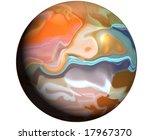 a round globe ball icon | Shutterstock . vector #17967370