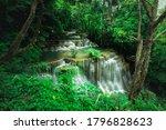 Landscape Of Huai Mae Khamin...
