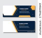 business banner background...   Shutterstock .eps vector #1796899849