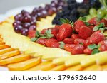catering services background... | Shutterstock . vector #179692640
