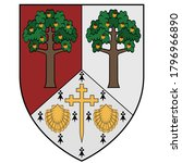 coat of arms of edenderry is a...