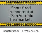 Shots Fired In A Shootout At A...