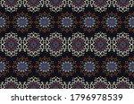 seamless floral pattern....   Shutterstock .eps vector #1796978539