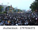 2020 August 16 Bangkok Thailan...
