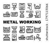 metal working industry... | Shutterstock .eps vector #1797115066