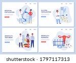 laboratory in vitro and... | Shutterstock .eps vector #1797117313