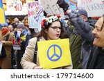 new york city   march 2 2014 ...   Shutterstock . vector #179714600