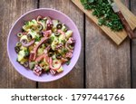 Fresh Octopus Salad With...