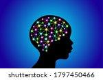 3d Digital Neuro Multicolored...
