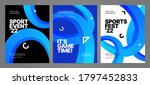 poster design with dynamic... | Shutterstock .eps vector #1797452833